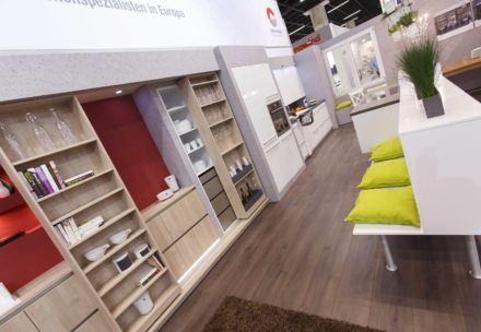 Veröffentlichungen zur LivingKitchen 2015 in Köln